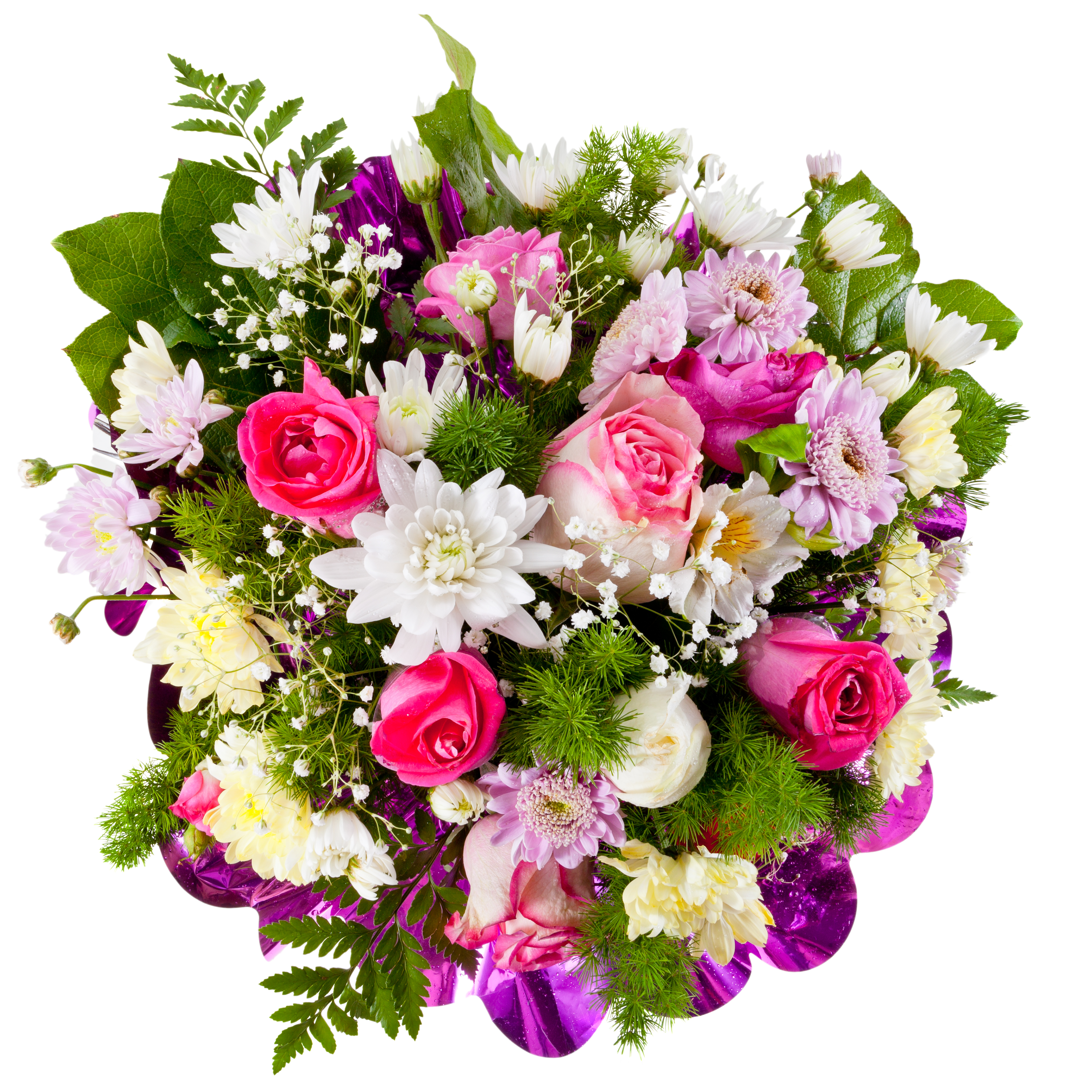 Chrysanthemums – Dhalia Fleuriste