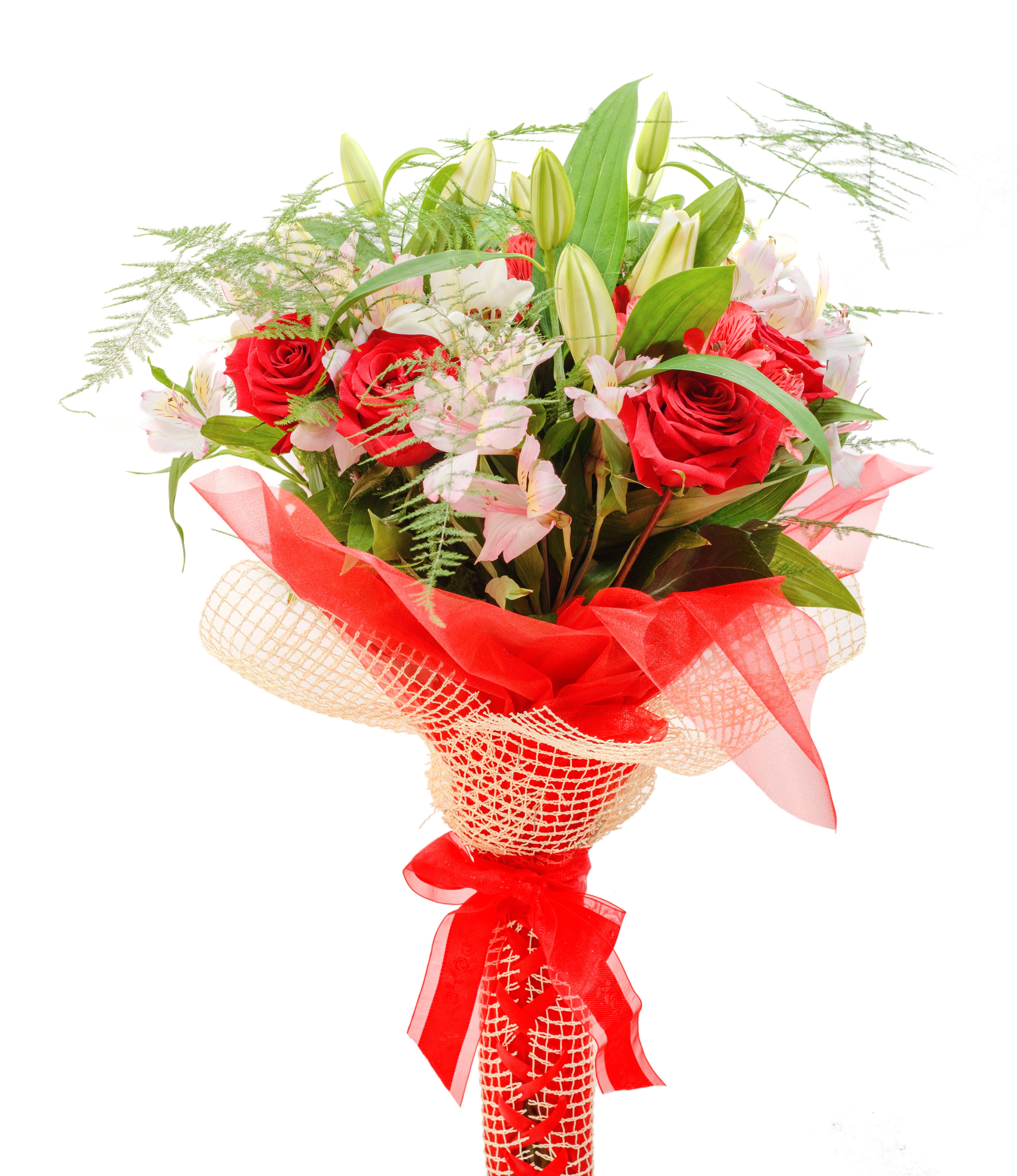 Lilies Dhalia Fleuriste