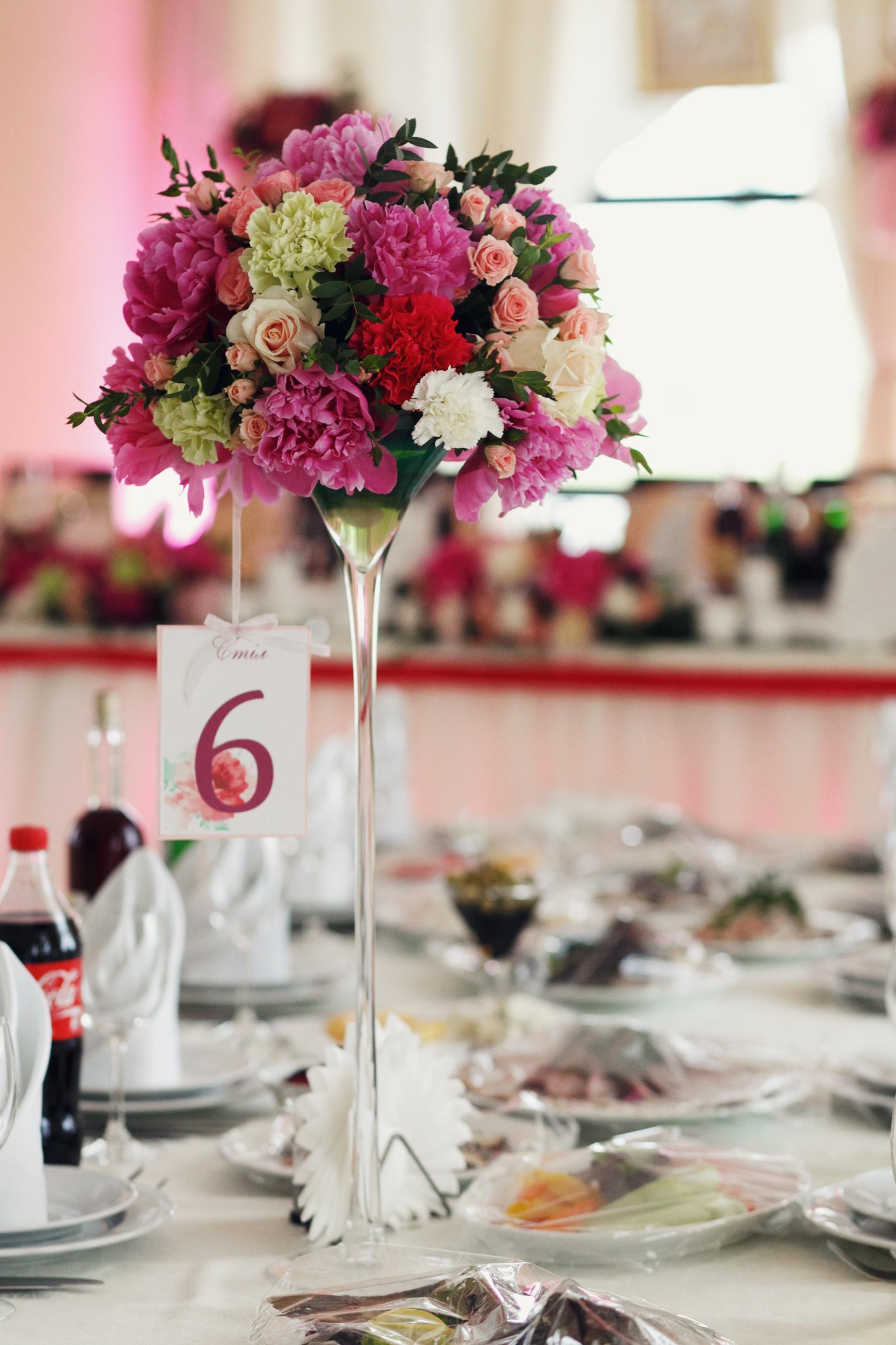 Wedding Dhalia Fleuriste